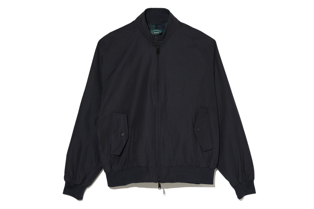 Harrington Jacket(Dark Navy)