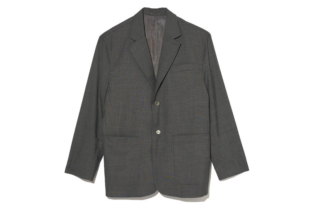 2B Wool Jacket(Grey)