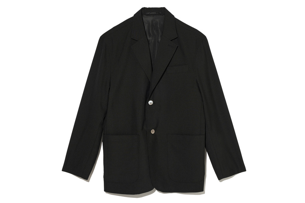 2B Wool Jacket(Black)