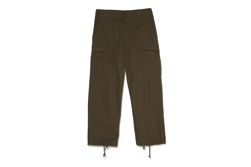 Ripstop BDU Pants (Olive)