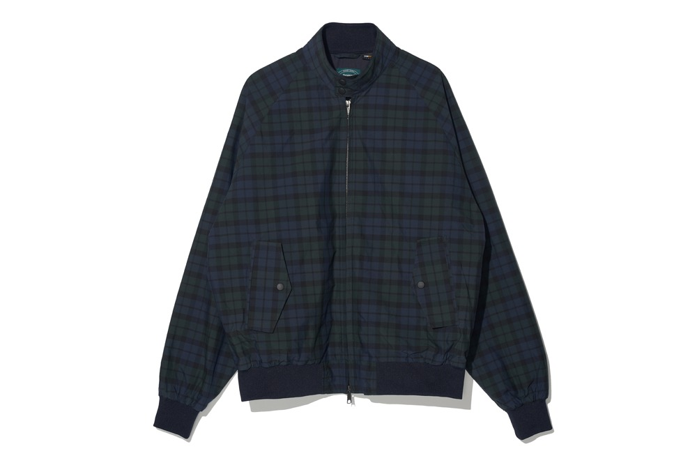Harrington Jacket (Black Watch)